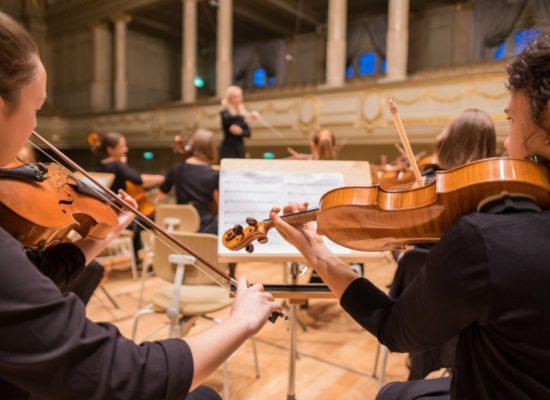 Acadèmia Catalana de la Música Inici