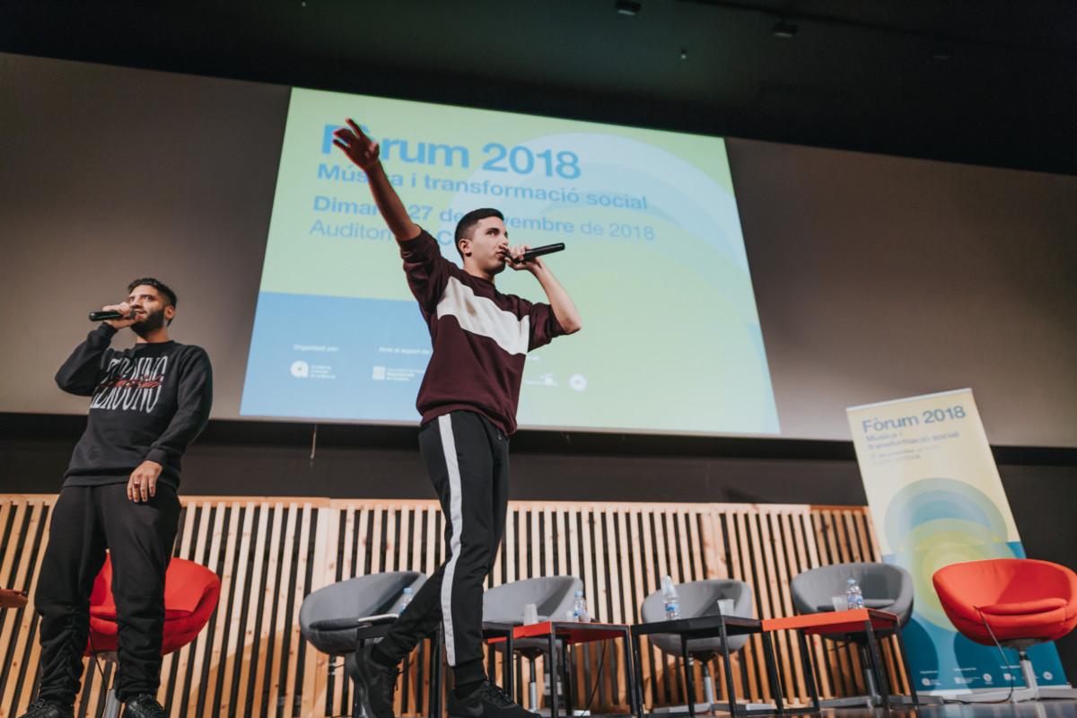 Acadèmia Catalana de la Música Fòrum 2018: Música i transformació social